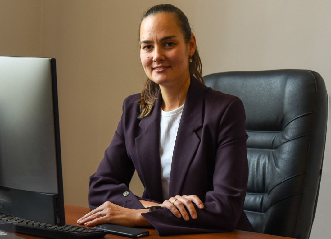 Alena ALESHINA was appointed Director of the Higher School of Power Engineering